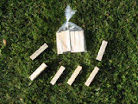 Spårappoter 6 pack