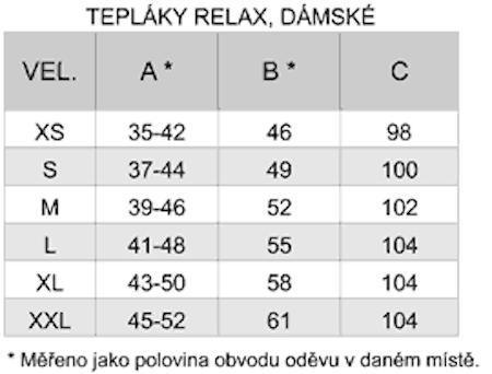Byxa Relax Dam