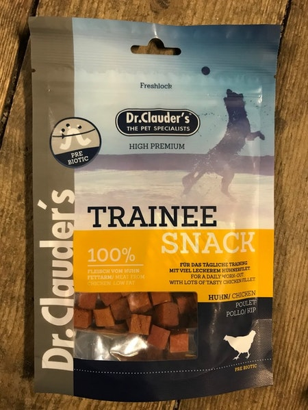 Dr. Clauder´s Trainee snack Kyckling