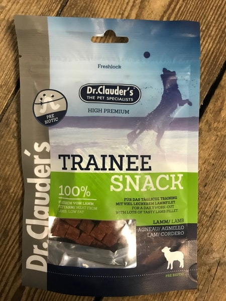 Dr. Clauder´s Trainee snack Lamm