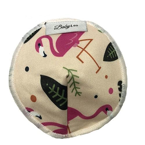 1 par amningsinlägg - Flamingo