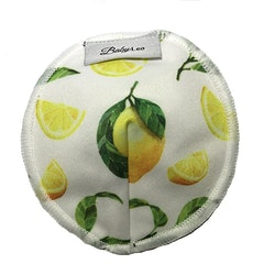 1 par amningsinlägg - Citron