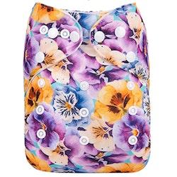 Pocketblöja benresår med inlägg - Viola