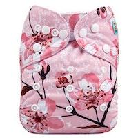 Pocketblöja med inlägg - Sakura