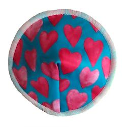 1 par amningsinlägg - Hjärta