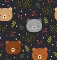 Blöjpåse - Björnar