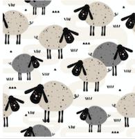 Blöjpåse - Lamm
