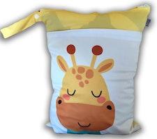 Blöjpåse - Giraff