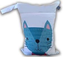 Blöjpåse - Katt