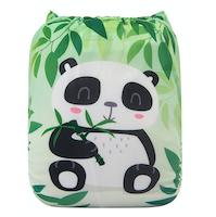 Bambupocket med bambuinlägg - Jättepanda