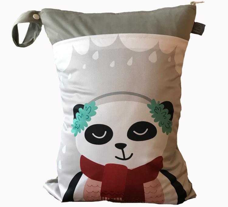 Blöjpåse - Panda