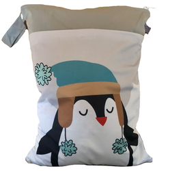 Blöjpåse - Pingvin