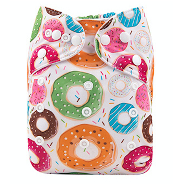 AIO tygblöja -Donuts