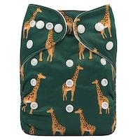 AIO tygblöja - Giraff