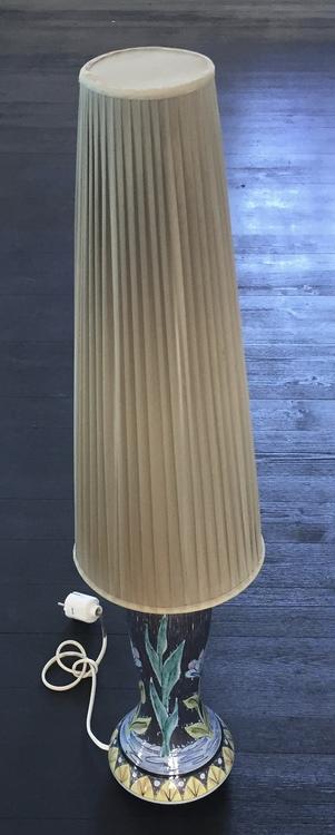 Tilgman bords/golvlampa