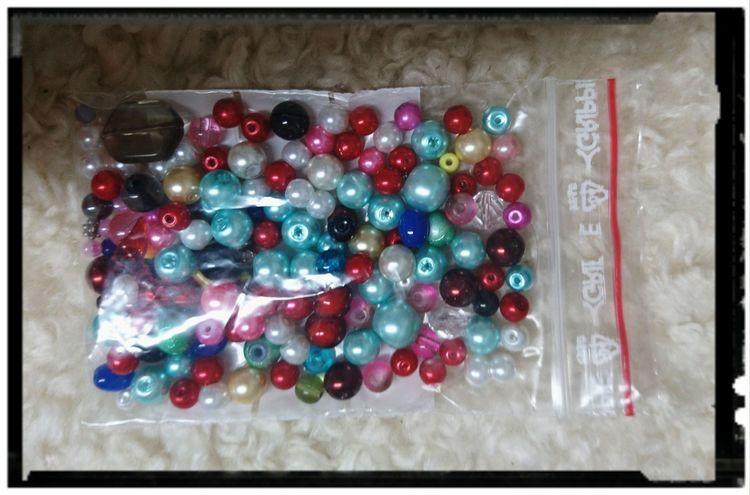 Pärlmix, 60 gram