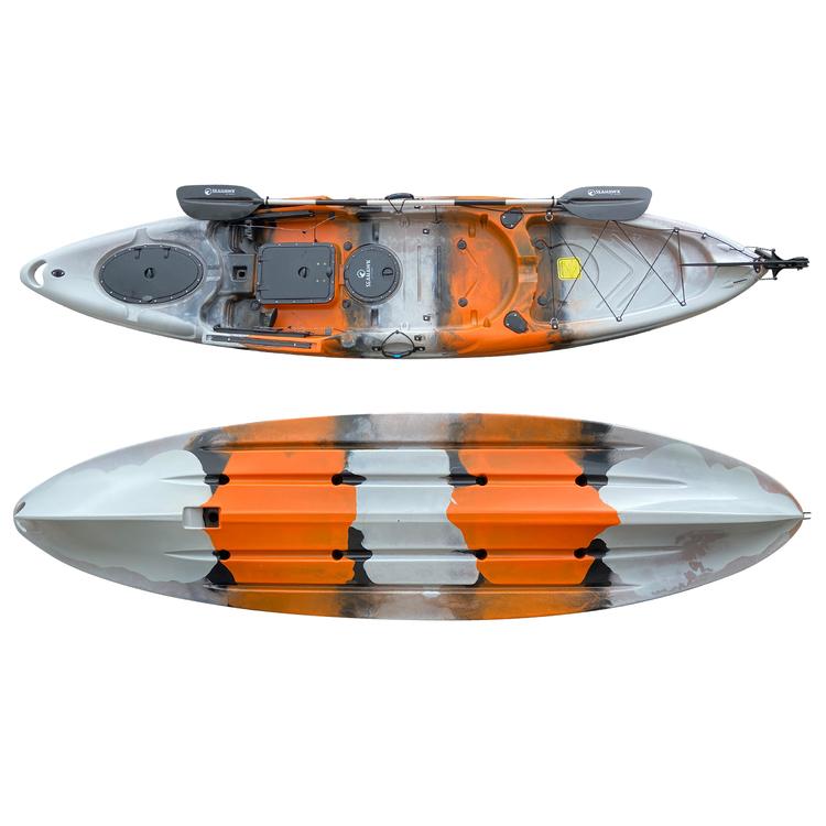 Seahawk Fisher - Fiskekajak - OUTLET