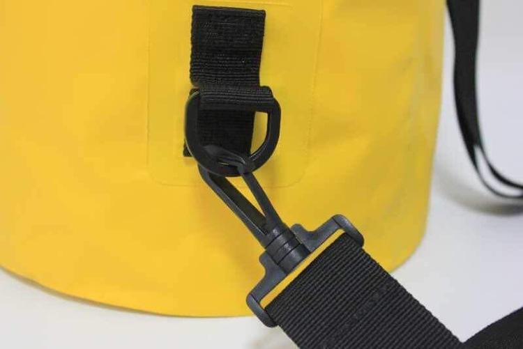 Seahawk Drybag set - 5-10-20 liter - Gul