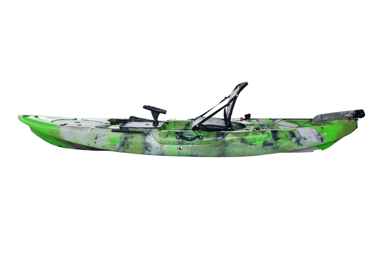 Seahawk Fiskekajak (inkl paddel)