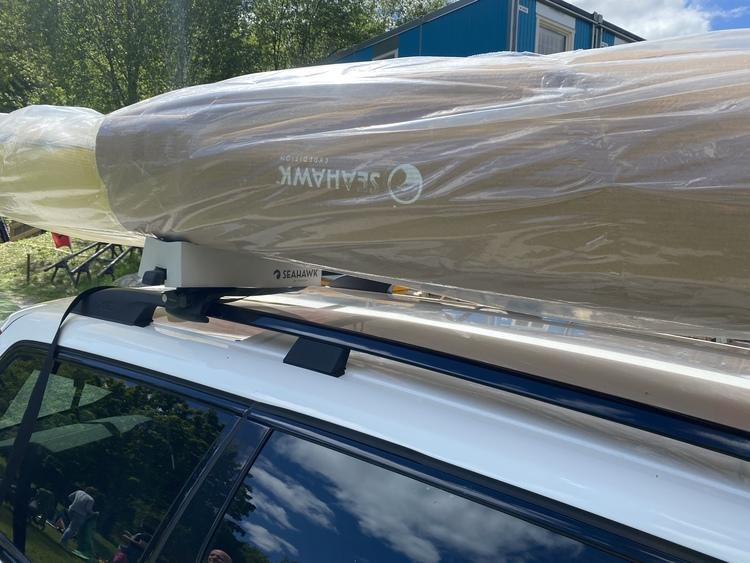 Seahawk Transportvaggor