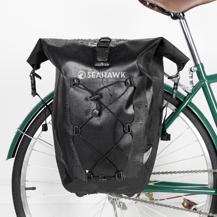 Seahawk Vattentät cykelväska - 27 L
