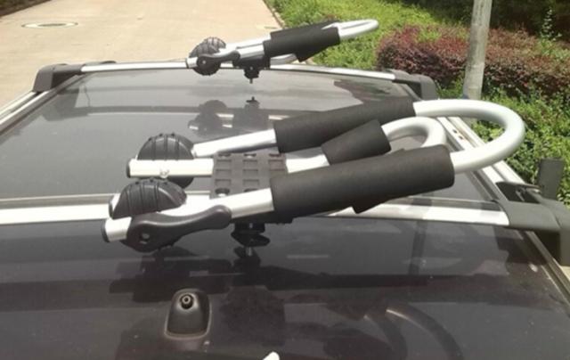 Seahawk Lasthållare - inkl spännband