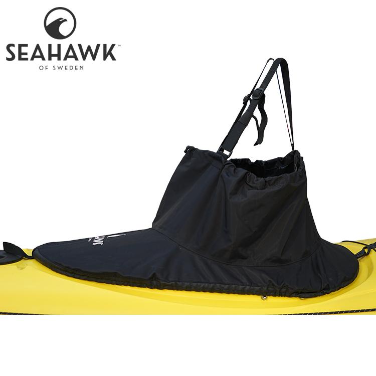 Seahawk Nylonkapell med hängslen