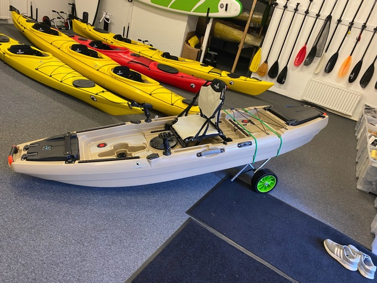 Seahawk Fiskekajak med pedaler