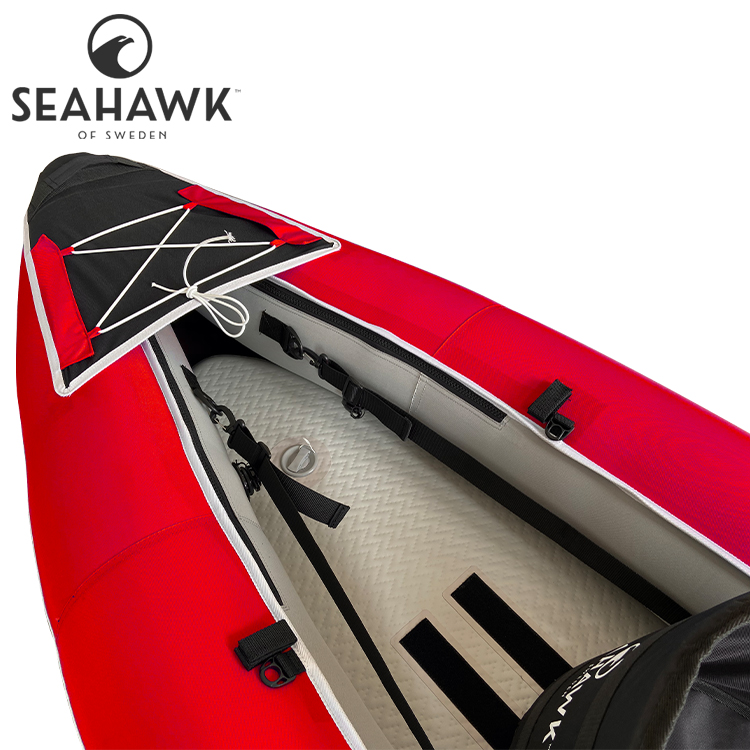 Seahawk Aero K1 - Uppblåsbar kajak