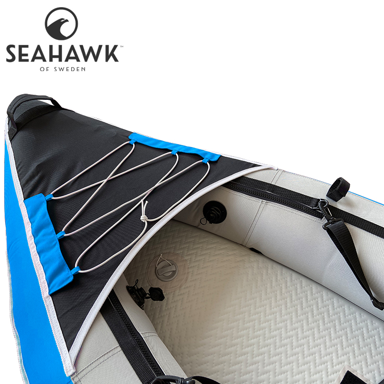 Seahawk Aero K2/K3 - Uppblåsbar kajak 2-3 personer
