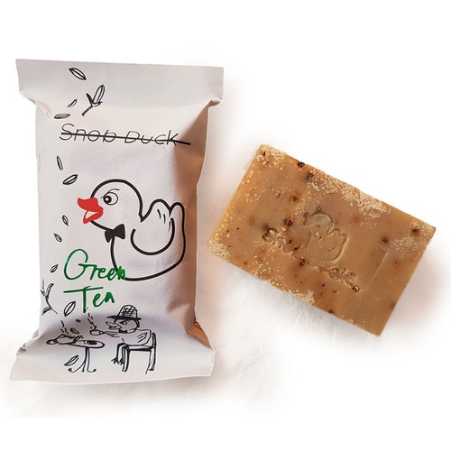 SNOB DUCK PREMIUM LINE - GREEN TEA & BLACK PEPPER
