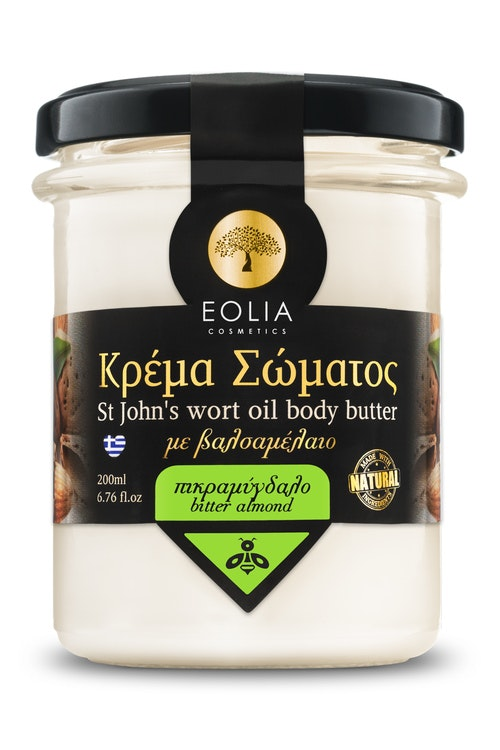 EOLIA, BODY BUTTER - BITTER ALMOND