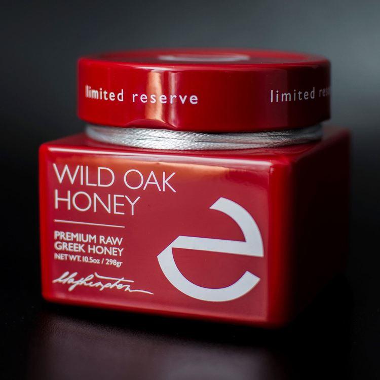 Wild Oak Honey