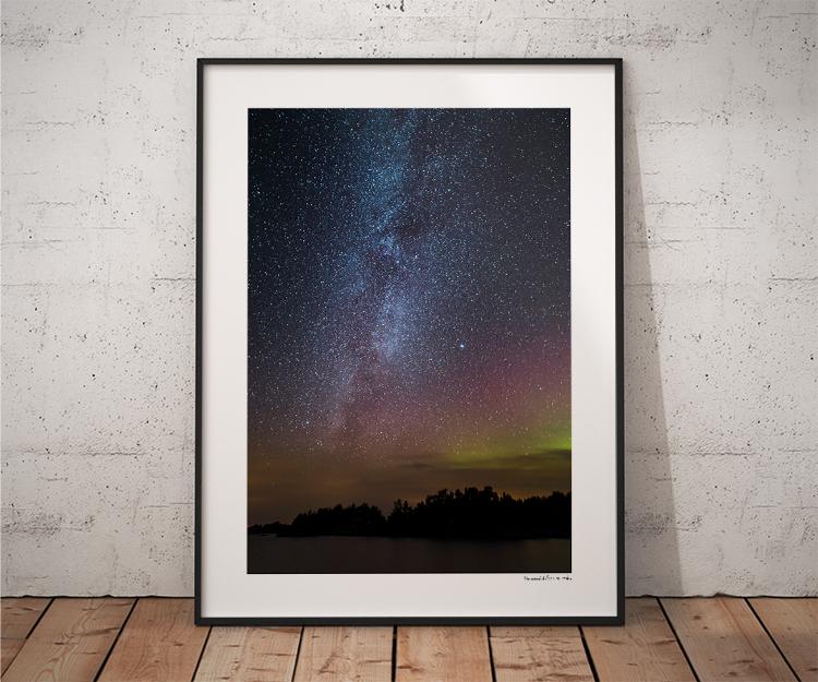 Vintergatan Naven 1