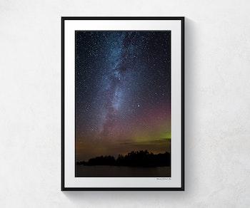 Vintergatan Naven