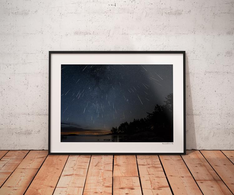 Meteorregn Perseiderna 2018