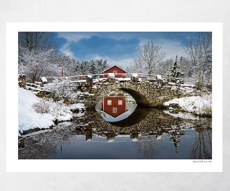 Stampens bro Kinnekulle