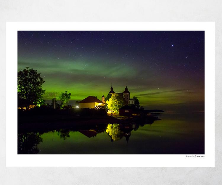 Norrsken Läckö slott