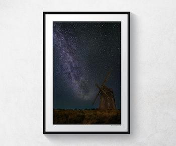 Vintergatan Riddargårdskvarnen