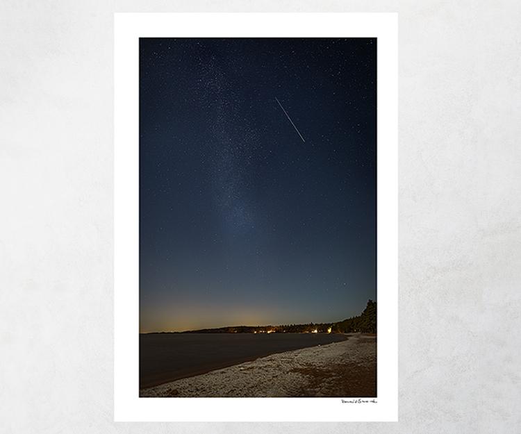 Stjärnfall över Svalnäs