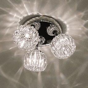 Kristallplafonder - Belysningsimporten Österlen AB