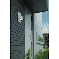 Norlys Geneve Utelampa Vägg LED Grafit