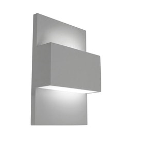 Norlys Geneve Utelampa Vägg LED Aluminium