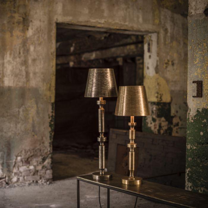 PR Home Balder 46cm Lampfot Råmässing