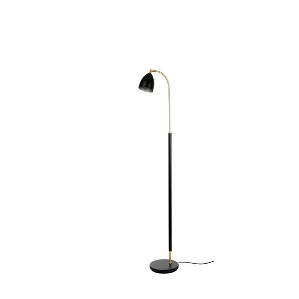 Belid Deluxe G3111 Golvlampa LED Svart/mässing