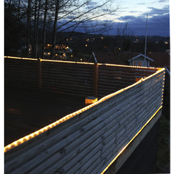Ljusslang 2x1m Extra System 24 491-30