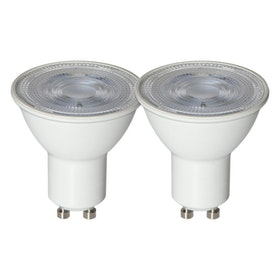 LED-Lampa GU10 Basic 2-Pack 348-73