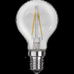 LED-Lampa E14 P45 Clear 270lm 351-21-1
