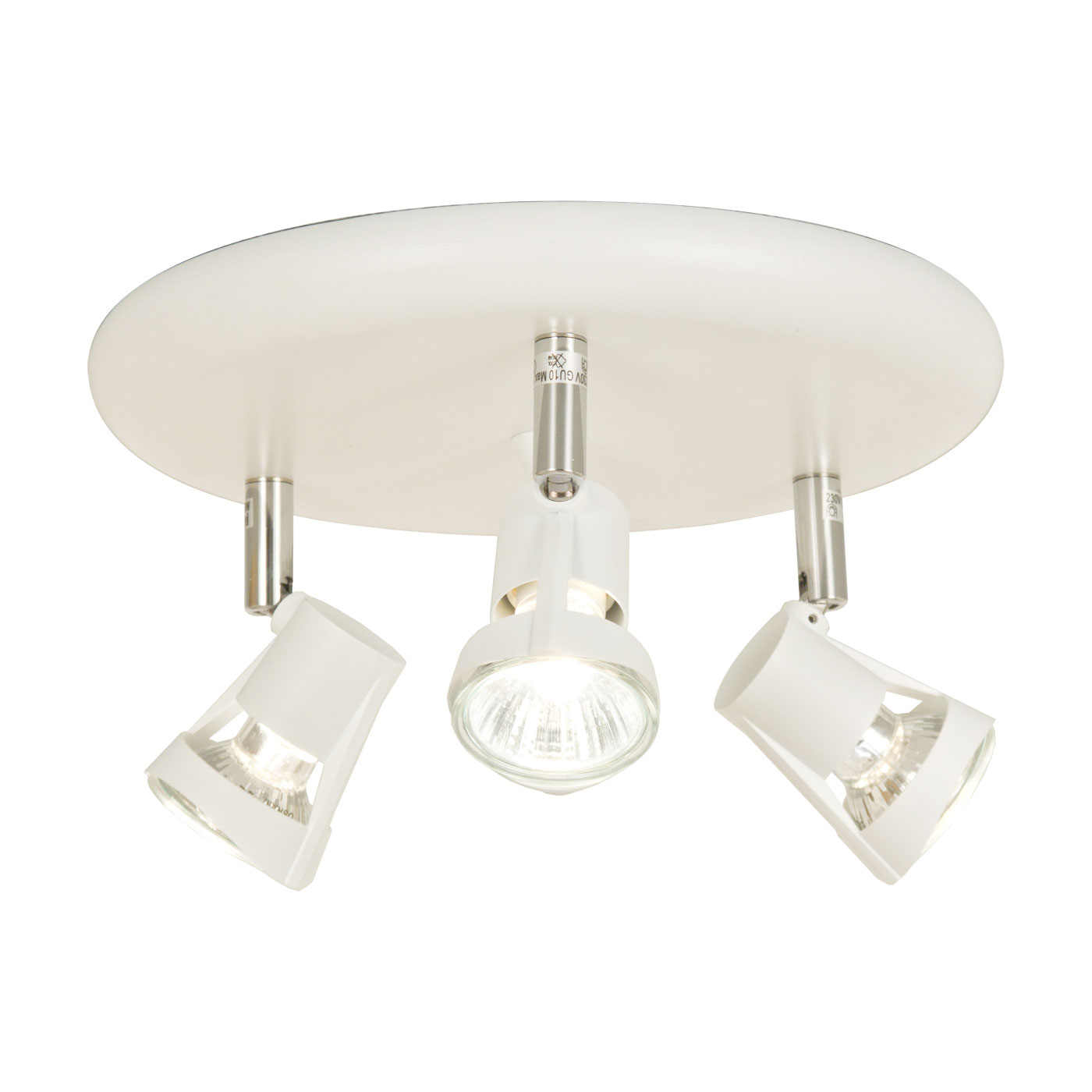 Scan Lamps Pixy Rund Spotlights