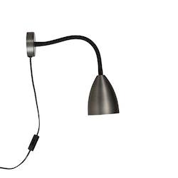 Belid Trotsig V5173 Oxidgrå Vägglampa